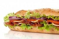 Un petit sandwich ce midi en Anjou
