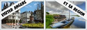 Visiter Angers et sa région