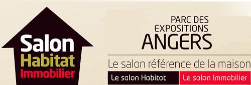 salon de l'habitat et de l'immobilier à Angers