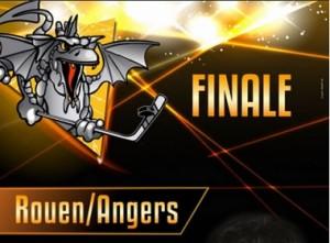 finale entre les Ducs d'Angers et Rouen