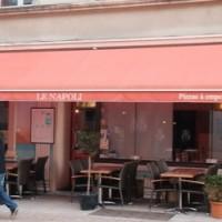 restaurant pizzeria le napoli sur Angers