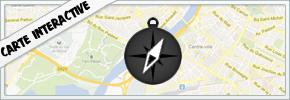 Découvrez tous les lieux présents dans notre guide de la ville d'Angers
