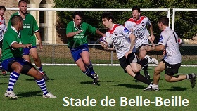 Stade de Belle Beille à Angers