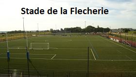 Stade de la Flécherie à Angers Verneau