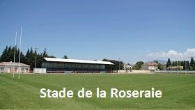 Stade de la Roseraie à Angers