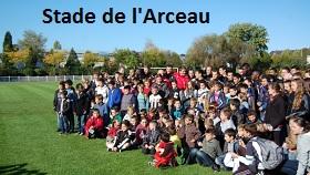 Stade de l'Arceau à Angers