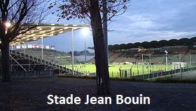 Stade Jean Bouin d'Angers SCO