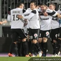 32ème journée L2 Chamois Niortais contre Angers SCO