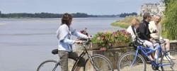 Pendant la Loire à Vélo, vous pourrez emmener votre vélo dans le train !