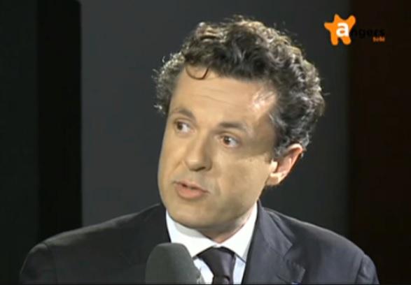 christophe béchu sur Angers Télé