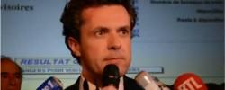 Christophe Béchu élu maire d'Angers