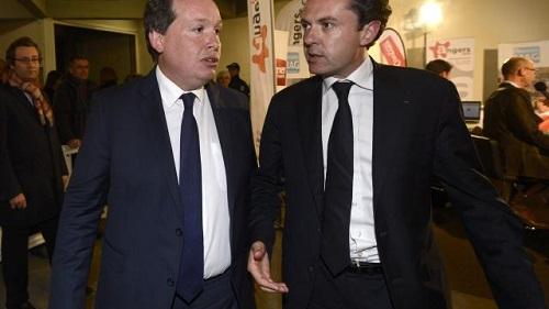 Christophe Béchu et Frédéric Béatse seront au 2nd tour des municipales à Angers
