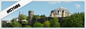 découvrez l'histoire d'Angers