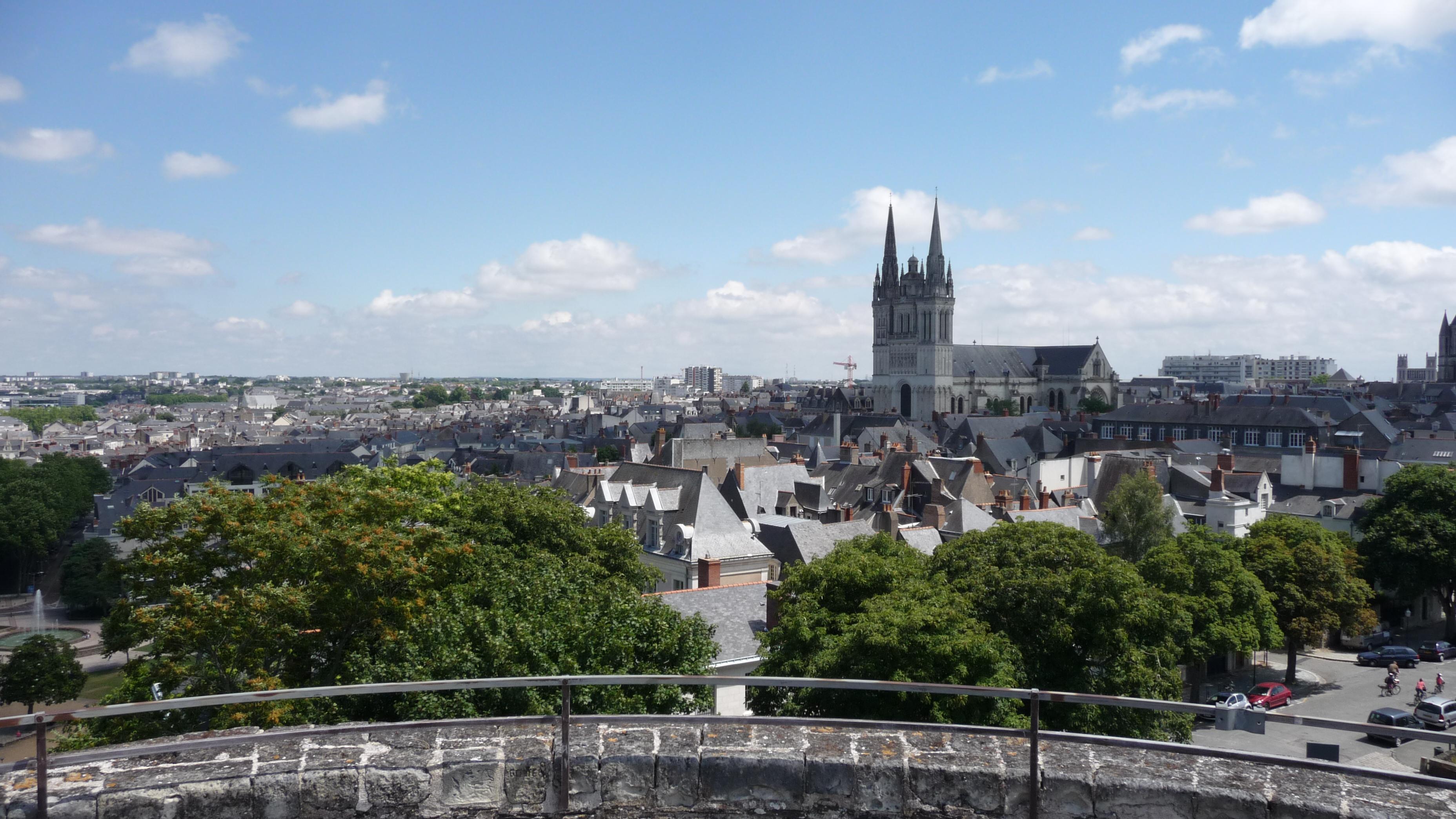 Angers Ville De Douceur Et De Terroir