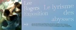 """Entrée de l'exposition """"Le Lyrisme des Abysses"""" à Angers"""