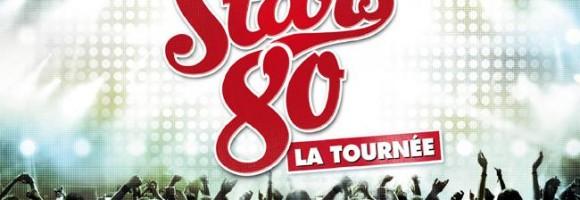 Star des années 80 - la tournée à Angers ce soir !
