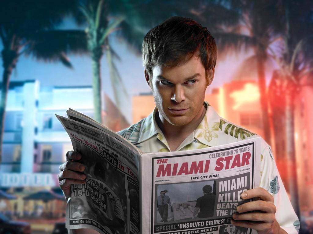 Dexter, la série dont se serrent inspiré cet homme pour préparer son crime.