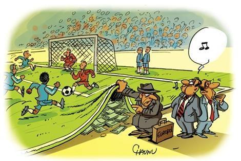 match truqué entre le SCO d'Angers et le Nîmes Olympique