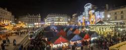 Soleil d'hiver, le marché de Noël 2014 à Angers