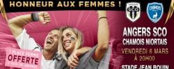Angers SCO Chamois Niortais