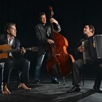 Photo du groupe Marian Badoï trio