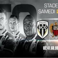Angers SCO contre l'OGC Nice