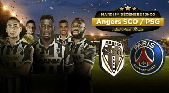 Angers SCO – PSG : Les 850 places mises en vente parties en 1h ce lundi !