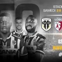 Angers SCO contre Lille