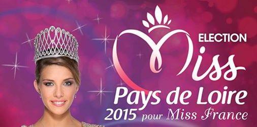 Miss Pays de Loire 2015