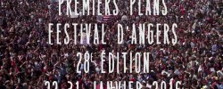 Découvrez l'affiche du festival Premiers Plans de 2016 à Angers