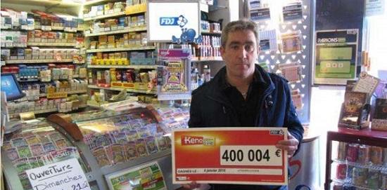 gagnant Keno de La Flèche (49)
