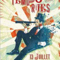 L'affiche officielle du festival Tempo Rives 2018