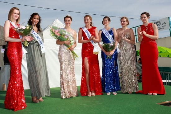 Election Miss Anjou 2018 : le podium