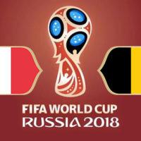 Demie finale France Belgique à Angers