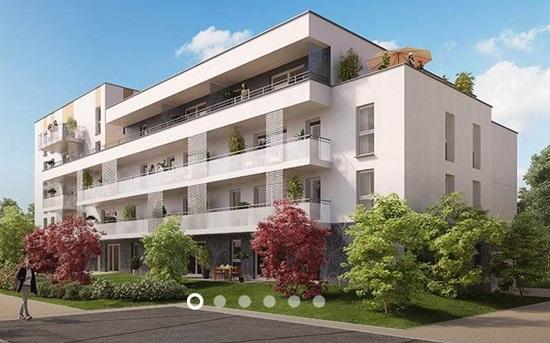 Programme Immobilier de Bouygues à Angers