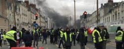 Gilets Jaunes Acte XI à Angers