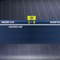 Angers SCO et Dijon FC