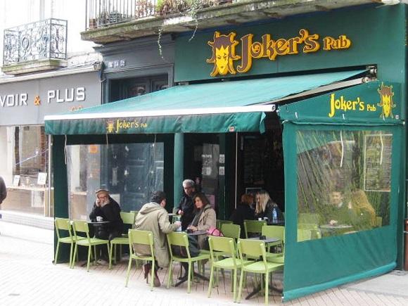 Joker's Pub à Angers