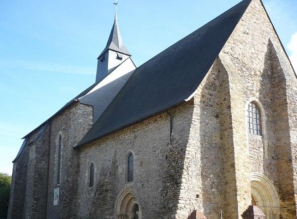 Prieuré de la Jaillette à Segré-en-Anjou